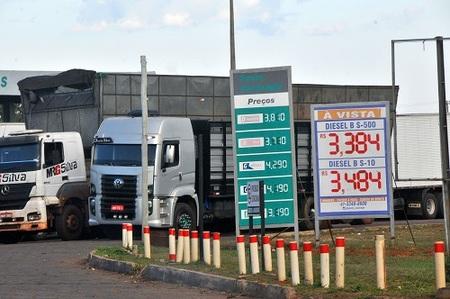 Left or right abastecimento diesel vr1
